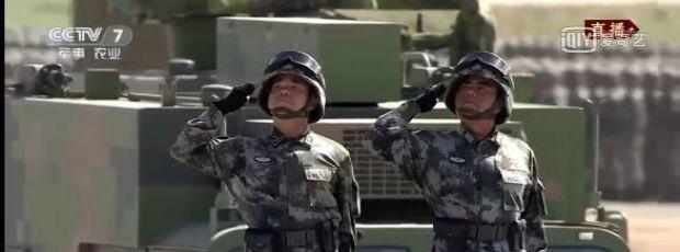 【我自豪】中华人民共和国建军90周年阅兵