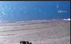 【视频分享】班公湖中国和印度石头大战视频公布